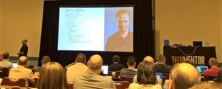Monday Windows Security Sessions with Sami Laiho